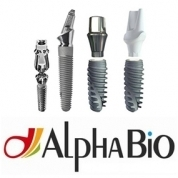 Установка имплантов Alfa Bio